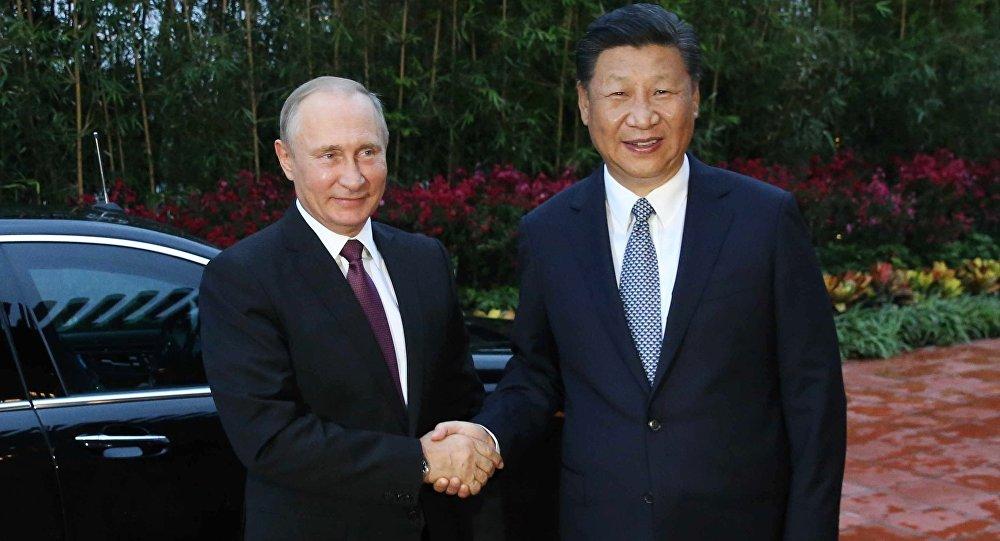 習近平:中方願同俄方合力維護地區及世界和平穩定