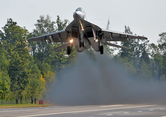 俄羅斯與白俄羅斯「西方-2017」聯合戰略演習