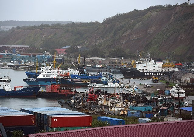 俄薩哈林州擬在2024年底前接收來自北方海路的首批集裝箱