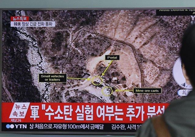 韓國國家情報院:朝鮮年底前或研發出洲際彈道導彈