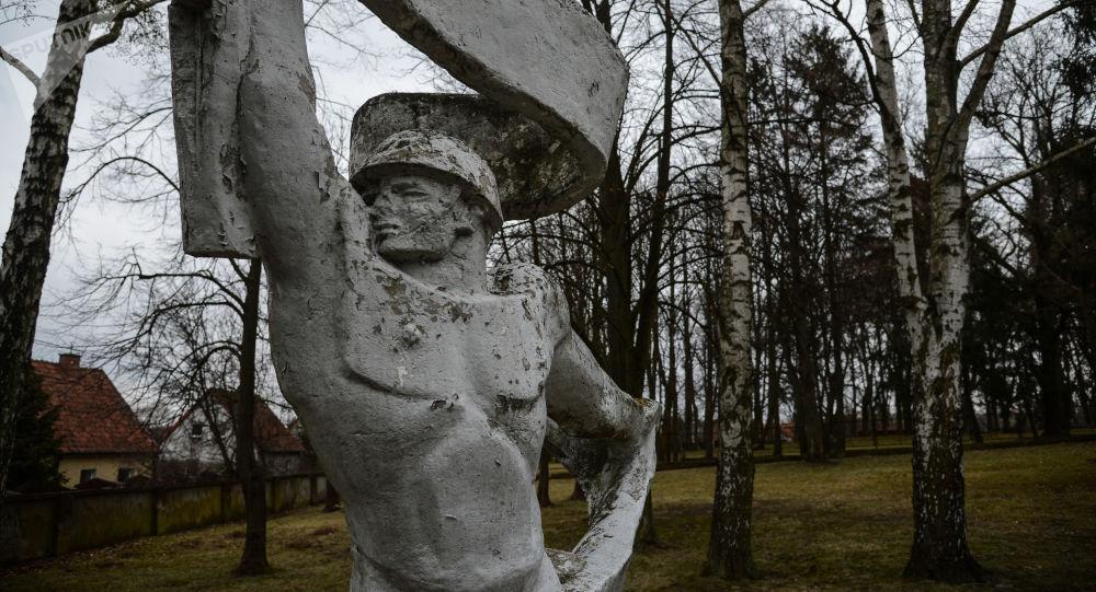 俄羅斯外交部稱波蘭拆遷蘇軍陣亡將士墓地的陵墓是褻瀆行為