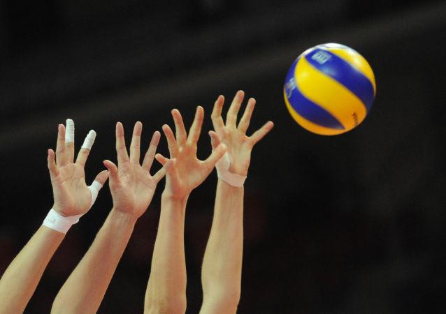 俄羅斯排球運動員科捨列娃:在中國行得通的在其它地方都行不通