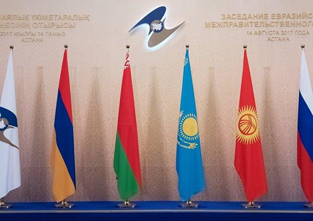 媒體:歐亞經濟聯盟國家尚未確定2025年戰略方針
