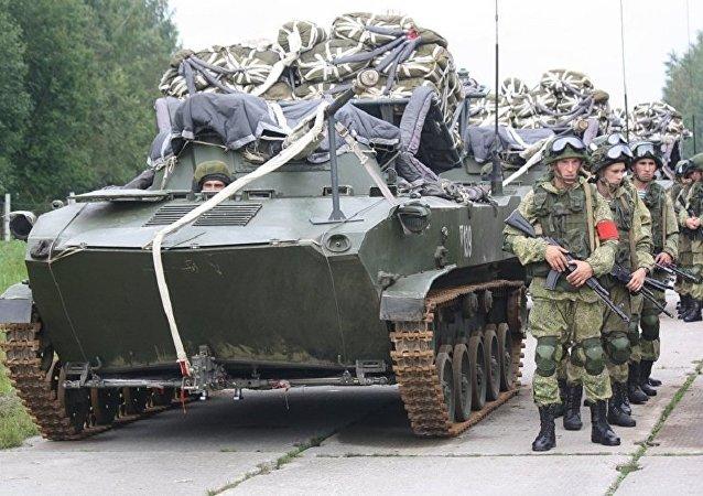 克宮不排除普京出席「西方-2017」聯合軍演的可能性