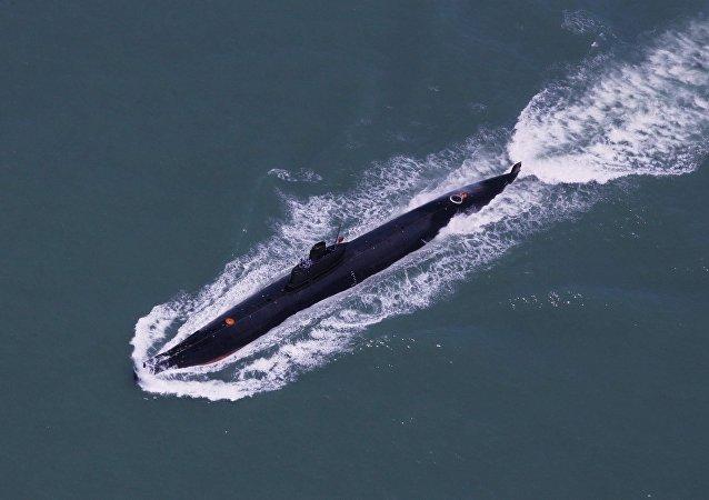 中國正在研發人工智能潛艇
