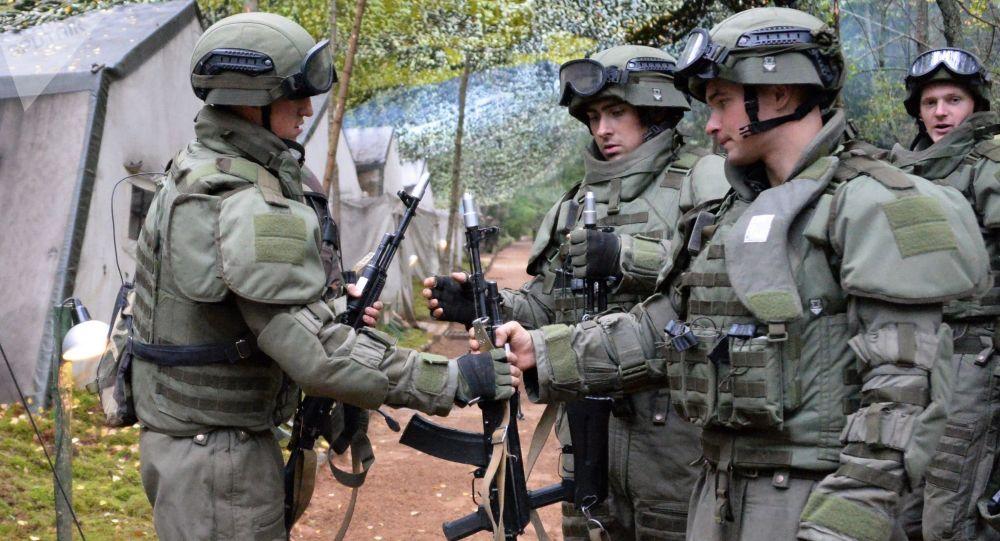 白俄總統宣佈「西方-2017」軍演圓滿結束