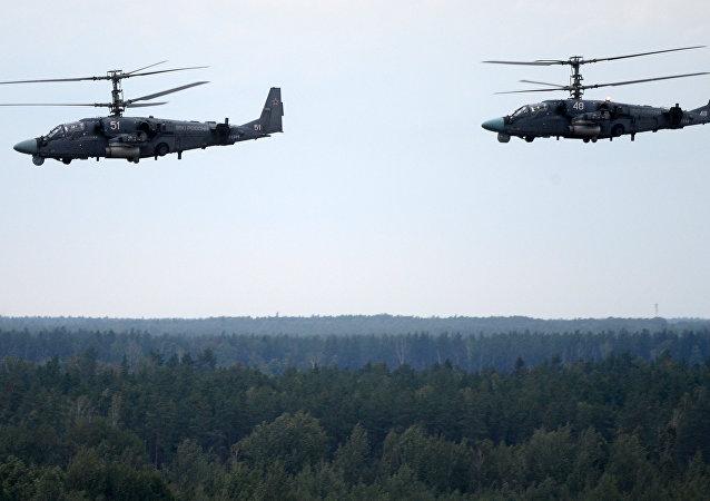 俄羅斯航空隊在「西方-2017」演習結束後將轉場回家