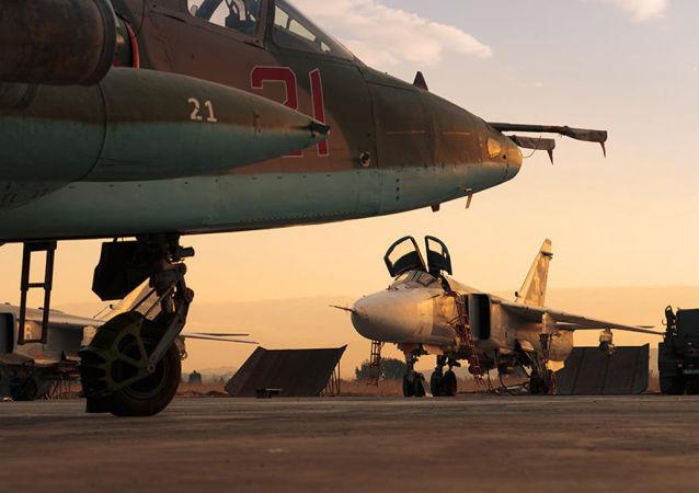 敘軍在俄空天軍的支持下收復恐怖分子最後的堡壘阿布凱馬勒
