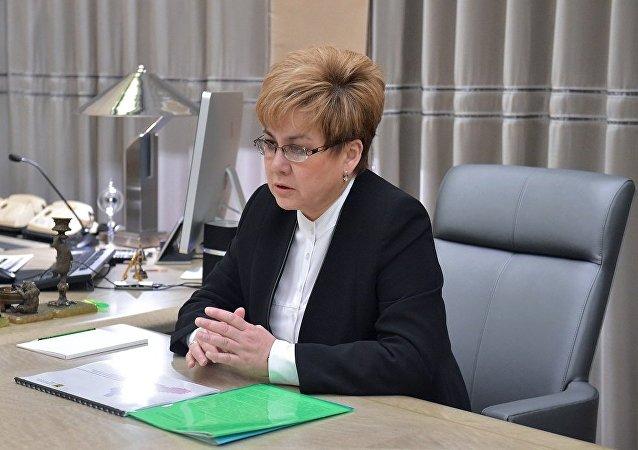 納塔利婭·日丹諾娃
