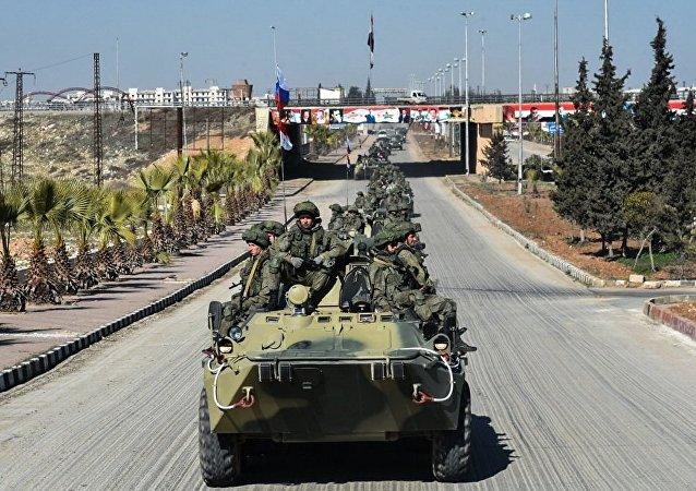 俄在簽署掃雷協議後將向敘利亞派遣工兵部隊