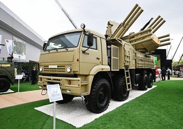 俄技集團:「鎧甲-SM」防空彈炮系統可在未來數十年內有效擊退空中威脅