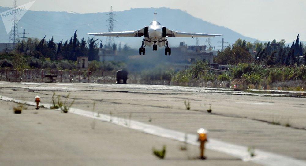 俄國防部:俄空天軍一周內在敘摧毀650余處恐怖分子設施