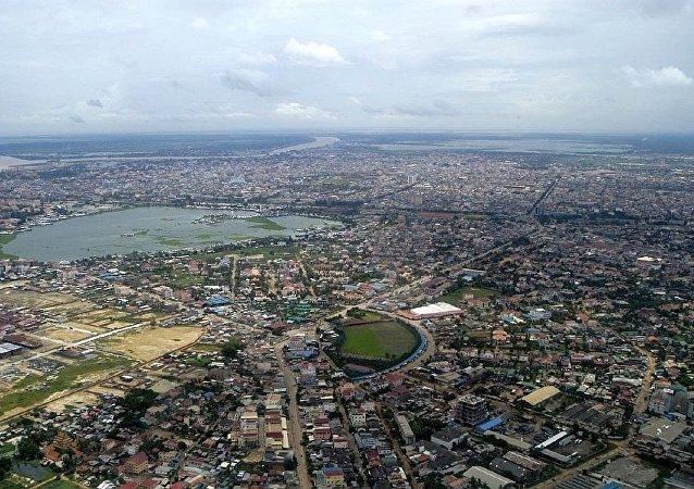 柬埔寨首都金邊