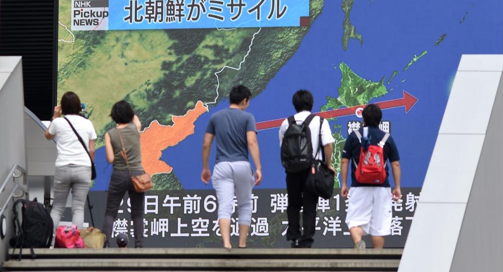 民調:日本認為朝中俄三國對其軍事威脅最大