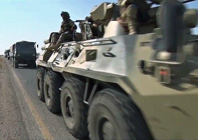 俄總參謀長:駐敘俄軍規模將大幅縮減