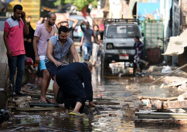 開羅的恐怖襲擊
