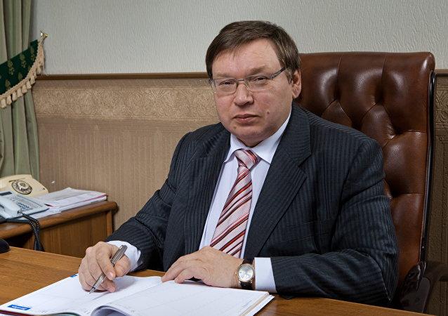 普京接受伊萬諾沃州州長辭呈