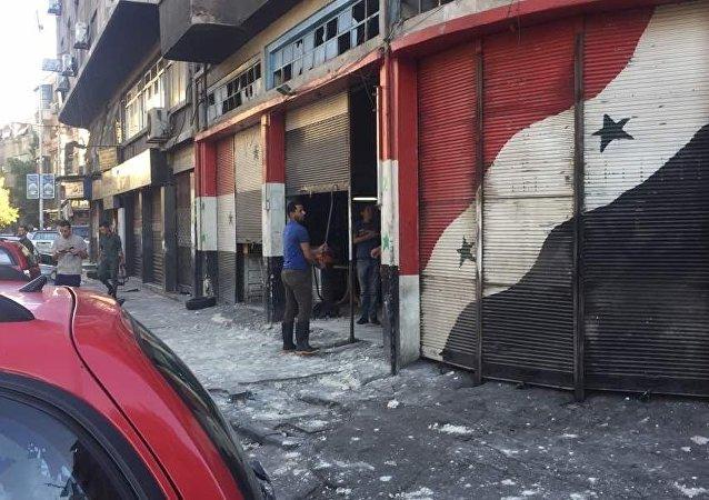 媒體:敘代爾祖爾難民中心發生恐怖襲擊 數十人傷亡