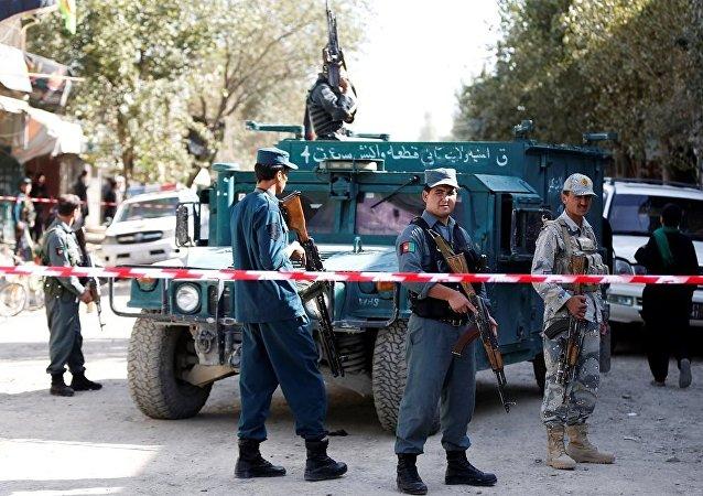 阿富汗國防部稱本國軍隊一晝夜內在境內消滅60名恐怖分子