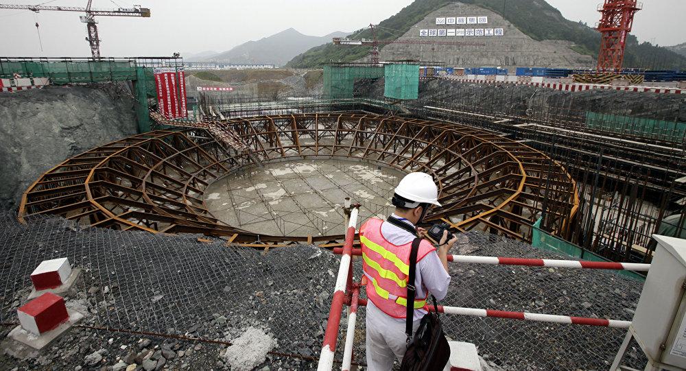 三門核電廠