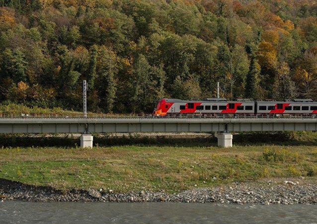 俄羅斯計劃生產氫燃料列車