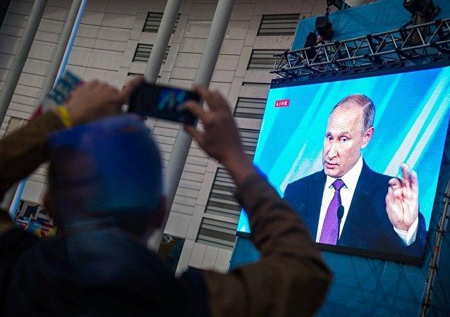 普京:俄並沒有對北約在俄邊境地區的存在感到擔憂 一切都在控制之中