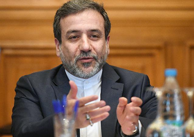 伊朗副外長不排除美國擊落自己的無人機