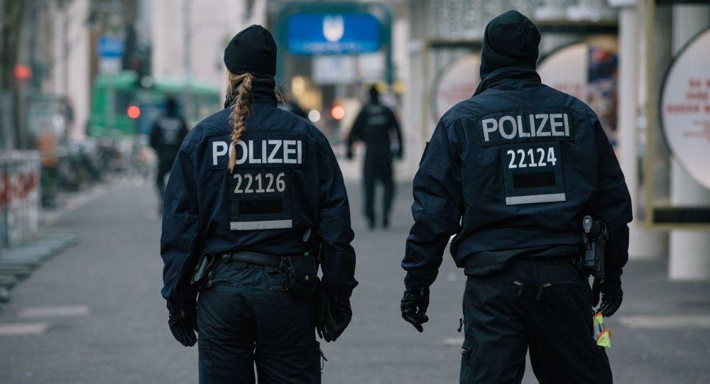 德國哈勒2人因受槍傷而送入醫院治療