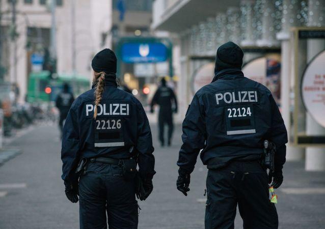 德國法院批捕一名因涉嫌準備發動恐襲而在柏林被扣的俄公民