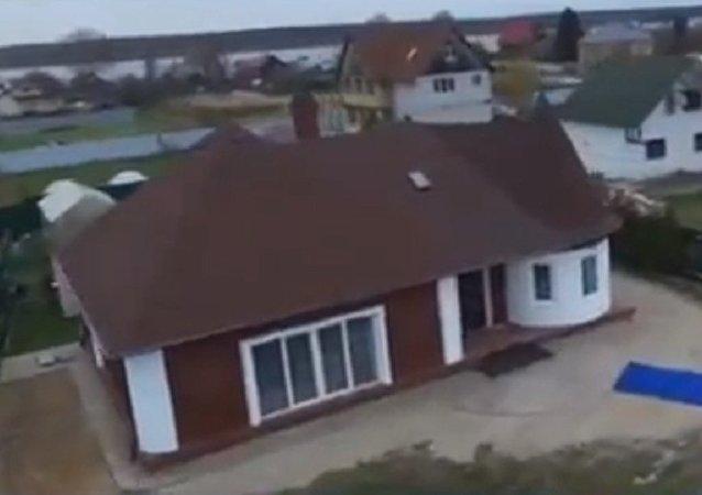 俄雅羅斯拉夫爾市建成歐洲首座3D打印房屋