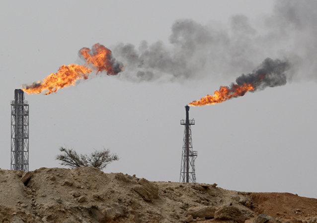 伊朗石油廠