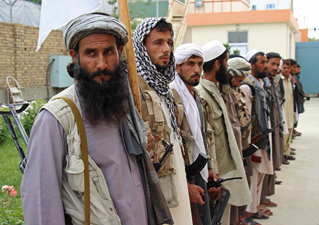 阿富汗恐怖分子