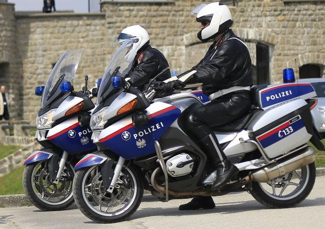 奧地利警察