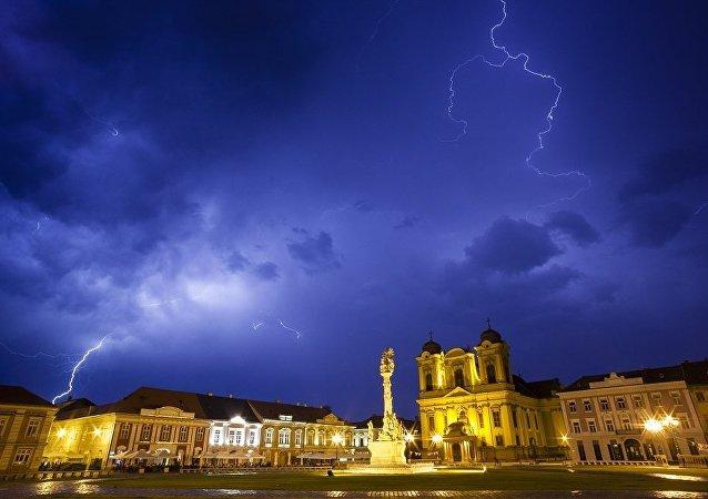 羅馬尼亞蒂米什瓦拉市(圖片資料)