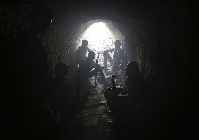 敘利亞武裝人員