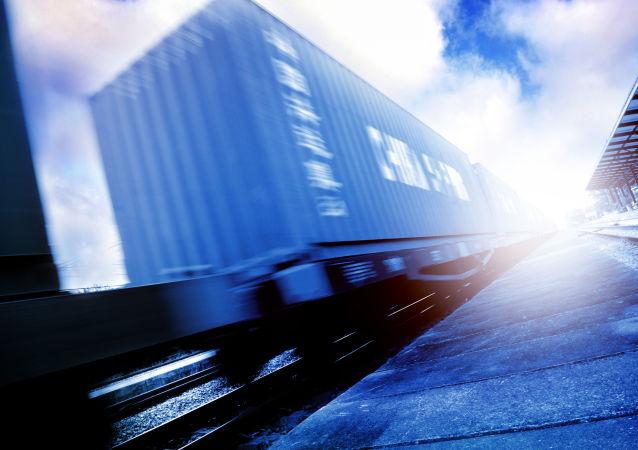 俄羅斯鐵路公司期待從中國至歐洲的集裝箱運輸能進一步增加