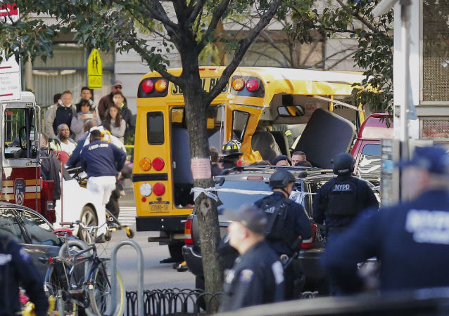 美國11歲男孩劫持校車被逮捕