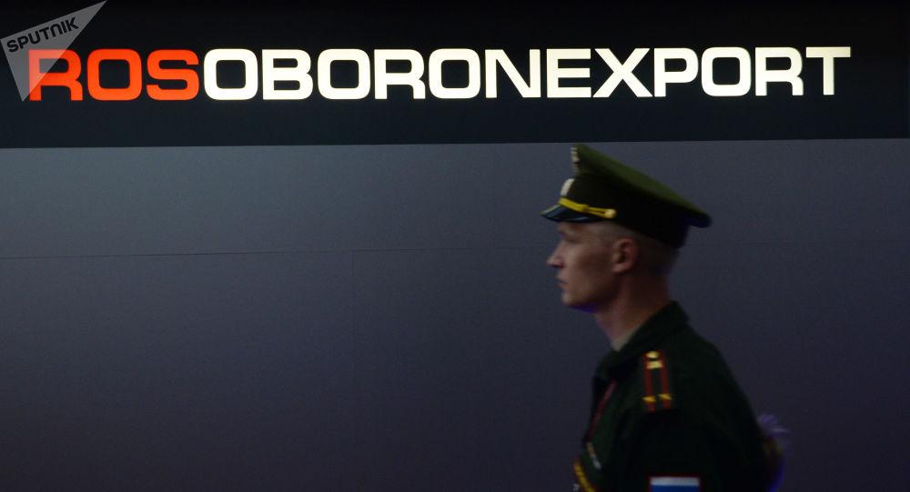 俄國防出口公司:俄欲替美成為世界武器出口領導者