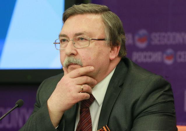 米哈伊爾•烏里揚諾夫