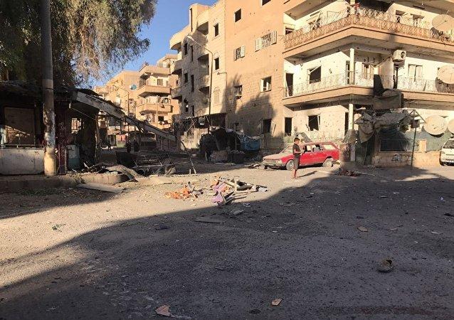 敘利亞自殺式襲擊成倍增長