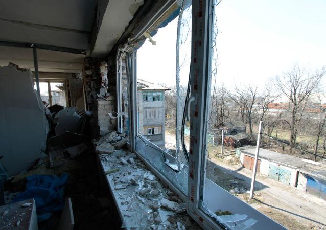 頓涅茨克人民共和國:頓涅茨克一名兒童因遭到烏克蘭軍方襲擊而死