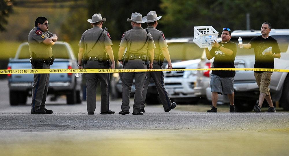 媒體:美國得克薩斯州兩名警員被槍殺