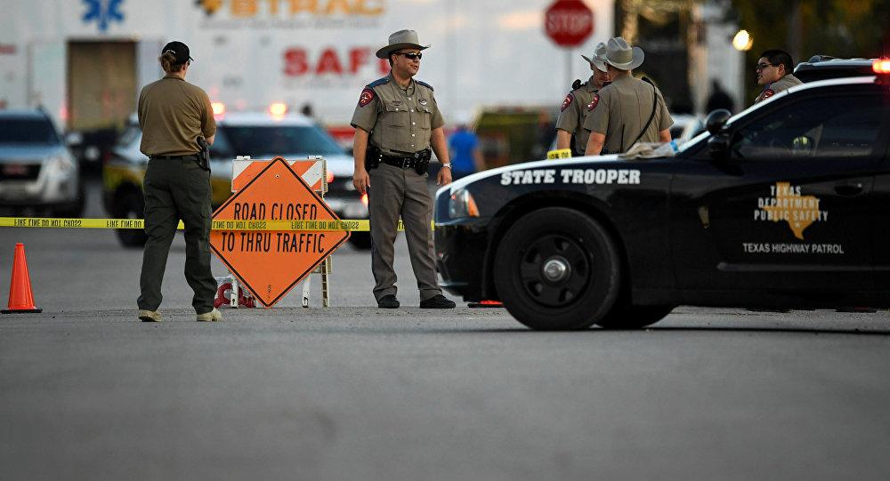 美國德州警察