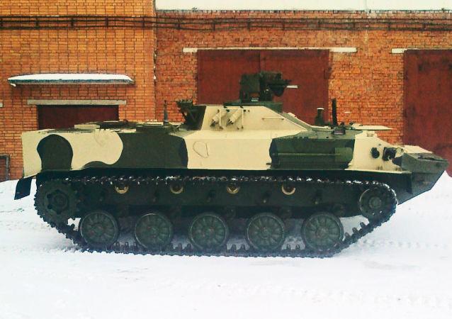 RHM-5M防化偵察車