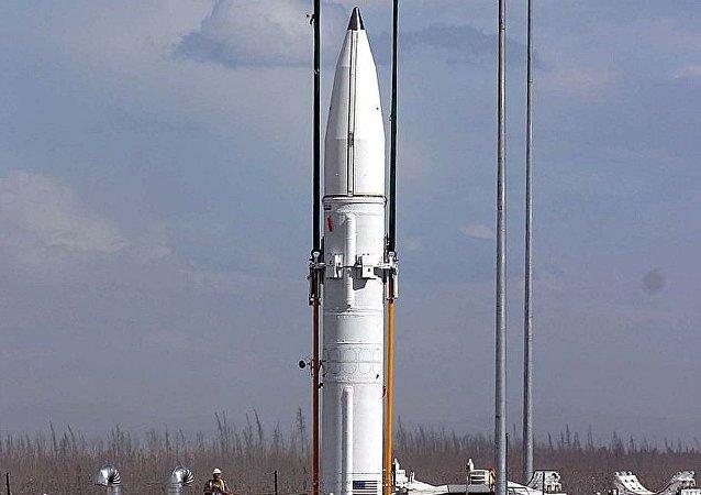 美國完成在阿拉斯加部署44枚攔截彈的工作
