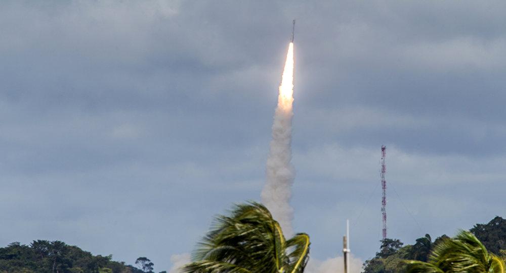 織女星(Vega)運載火箭(資料圖片)