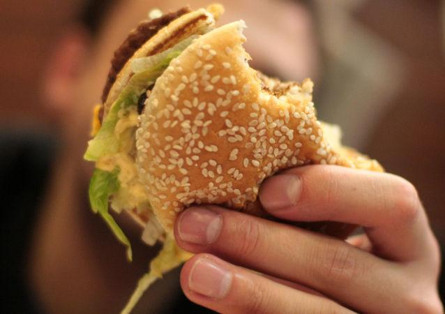 麥當勞漢堡