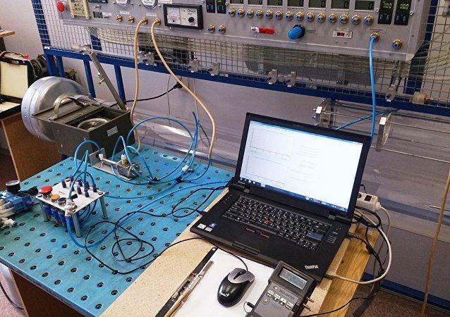 南烏拉爾國立大學食品醫療工業核反應無閥泵的設計