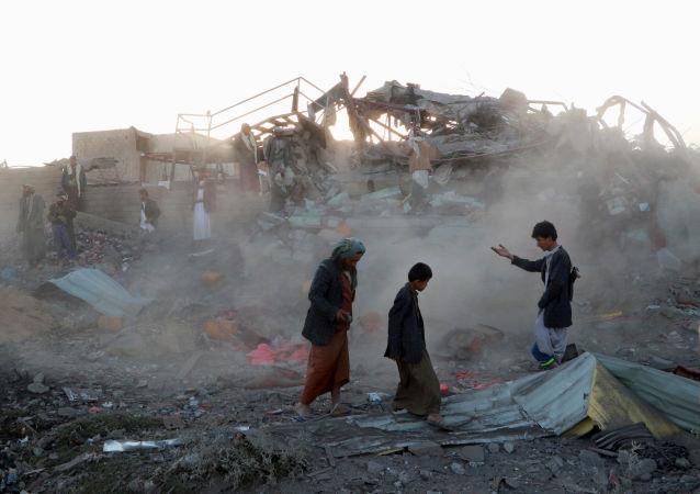 也門胡塞武裝將阿拉伯聯軍國家首都視作其攻擊目標