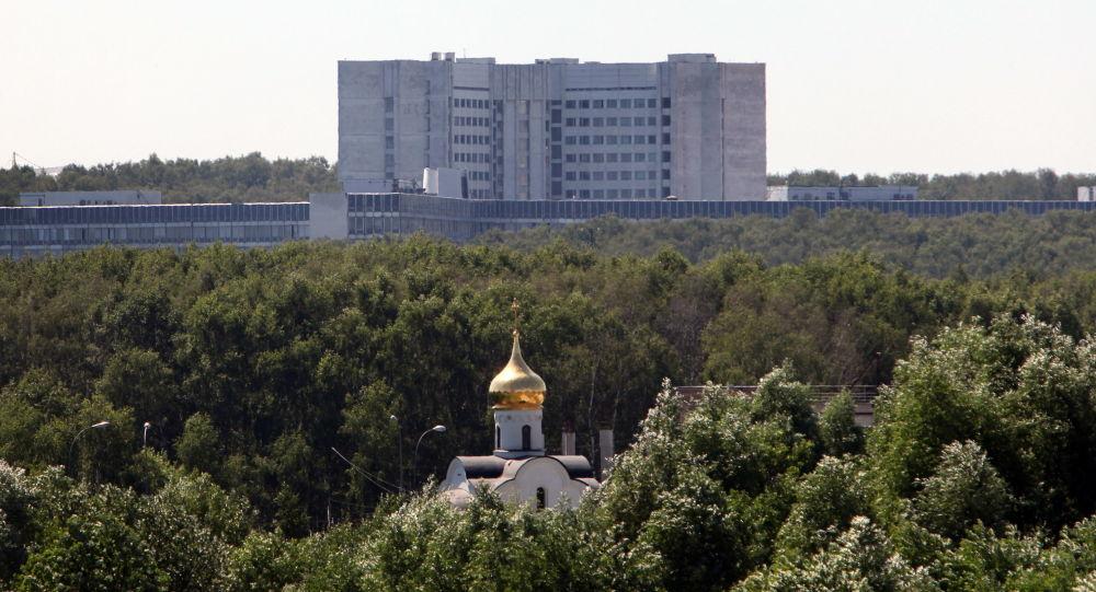 俄對外情報局